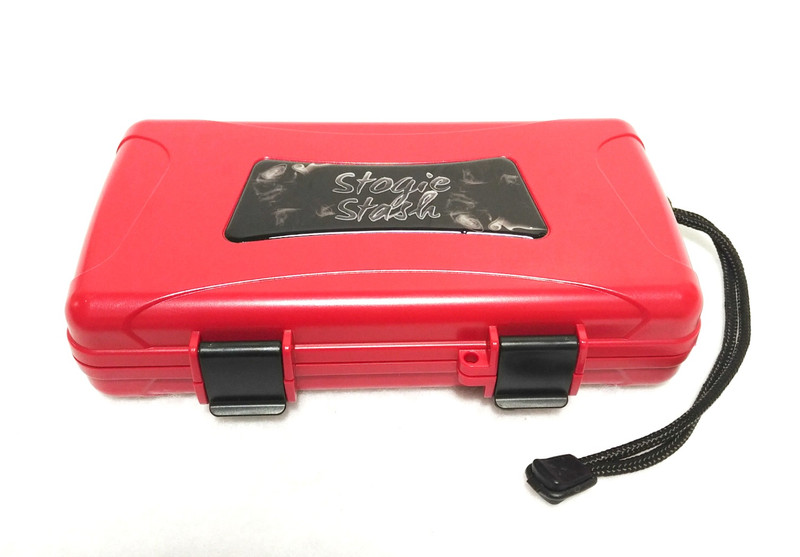 Xikar Travel Cases 5 count, Red Color...New Designs!