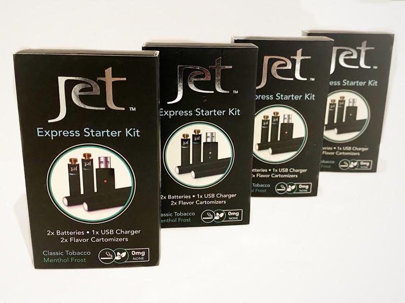 Jet E-Cig Starter Kit...Closeout!