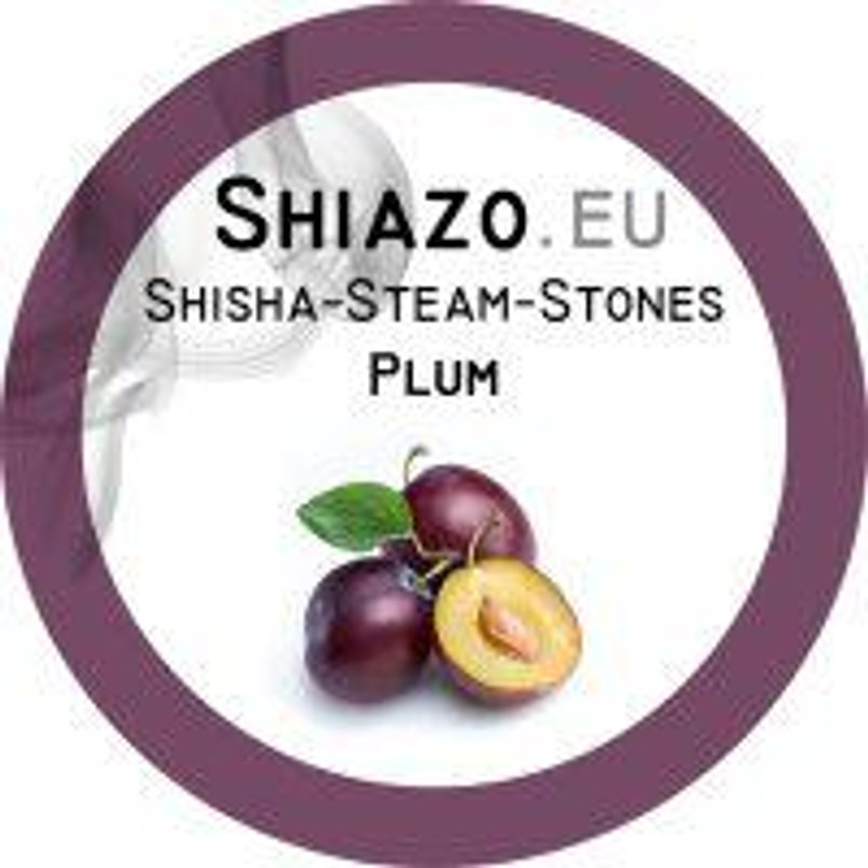 Shiazo Steam Stones 250g - Plum...Clearance!