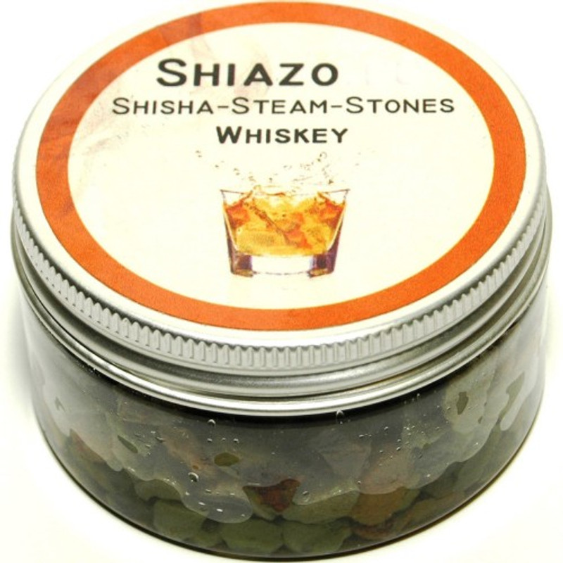 Shiazo Steam Stones 250g - Whiskey