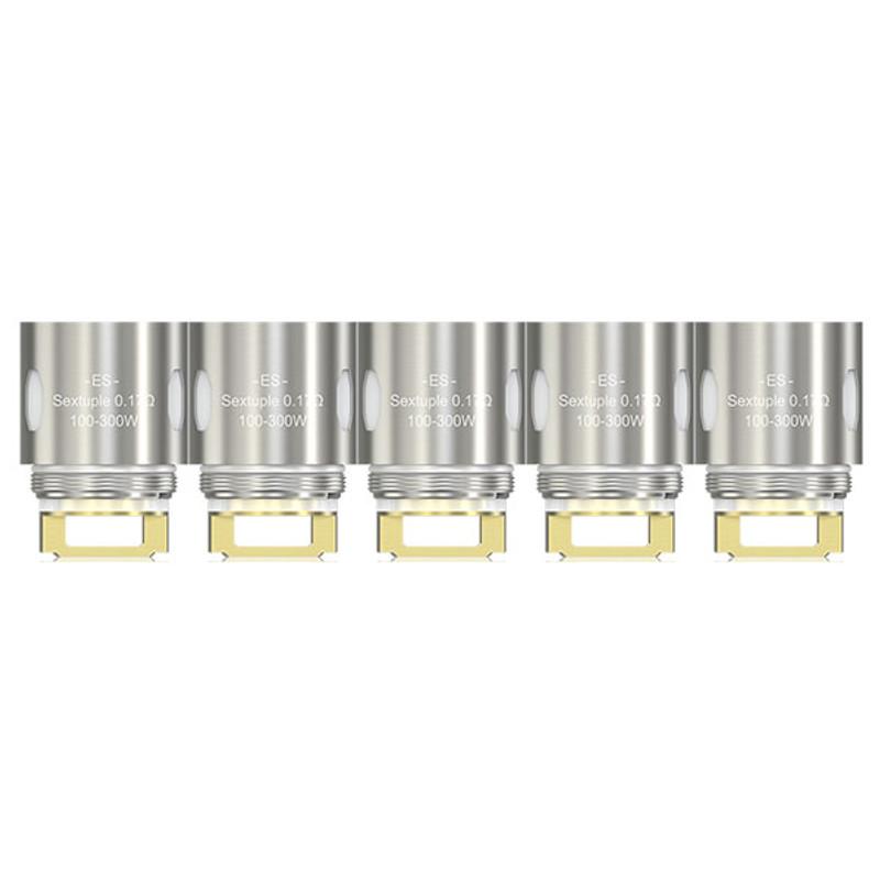 ES Coils For Melo 300 Tank, 0.17 Ohm, 5's Pack...Sale!