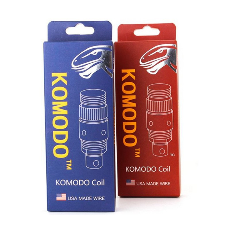 Komodo Replacement Coils - 5's Pack...Sale!