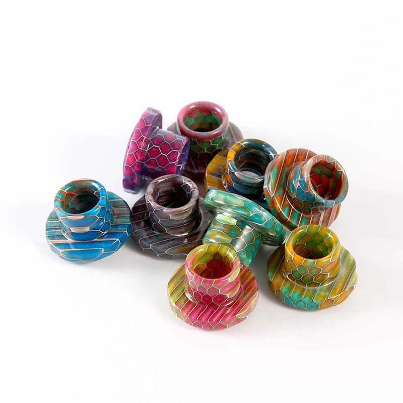 Aspire Cleito 120 Drip Tip Resin Assorted...Closeout!