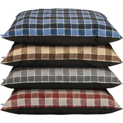 Dallas Mfg. 27x36 Inch Pet Pillows, Assorted Colors