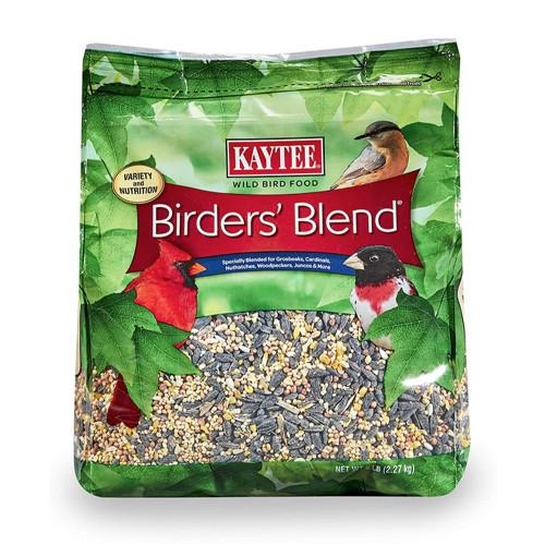 Kaytee Birders' Blend for Wild Birds, 5 lb