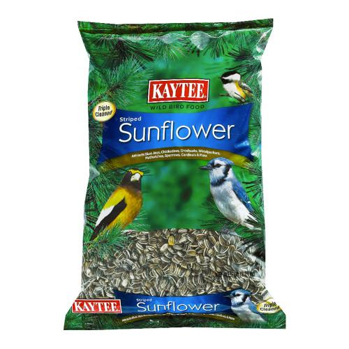 Kaytee Striped Sunflower Wild Bird Food, 5 lb