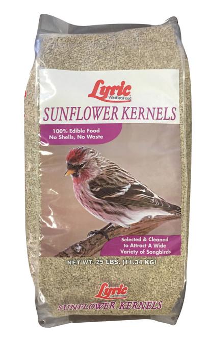Lyric Sunflower Kernels, 25 lb