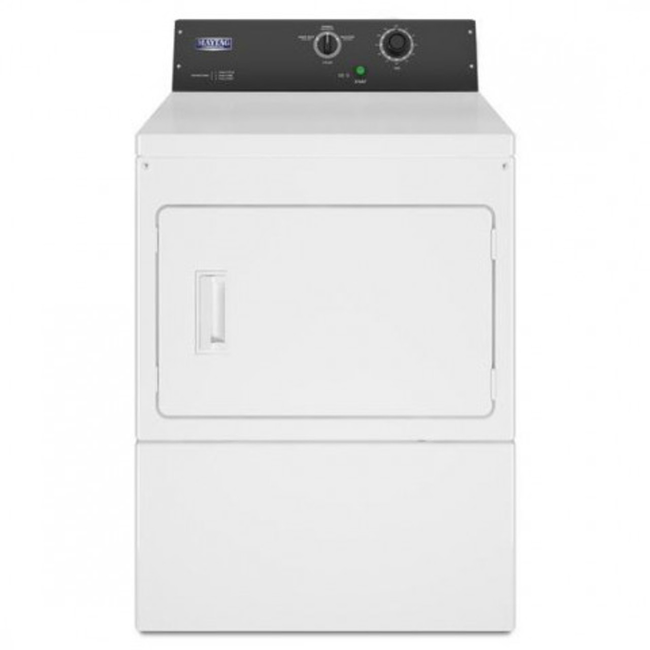 Maytag MDG20MN - Maytag Commercial Single-Load Gas Dryer - Non Coin