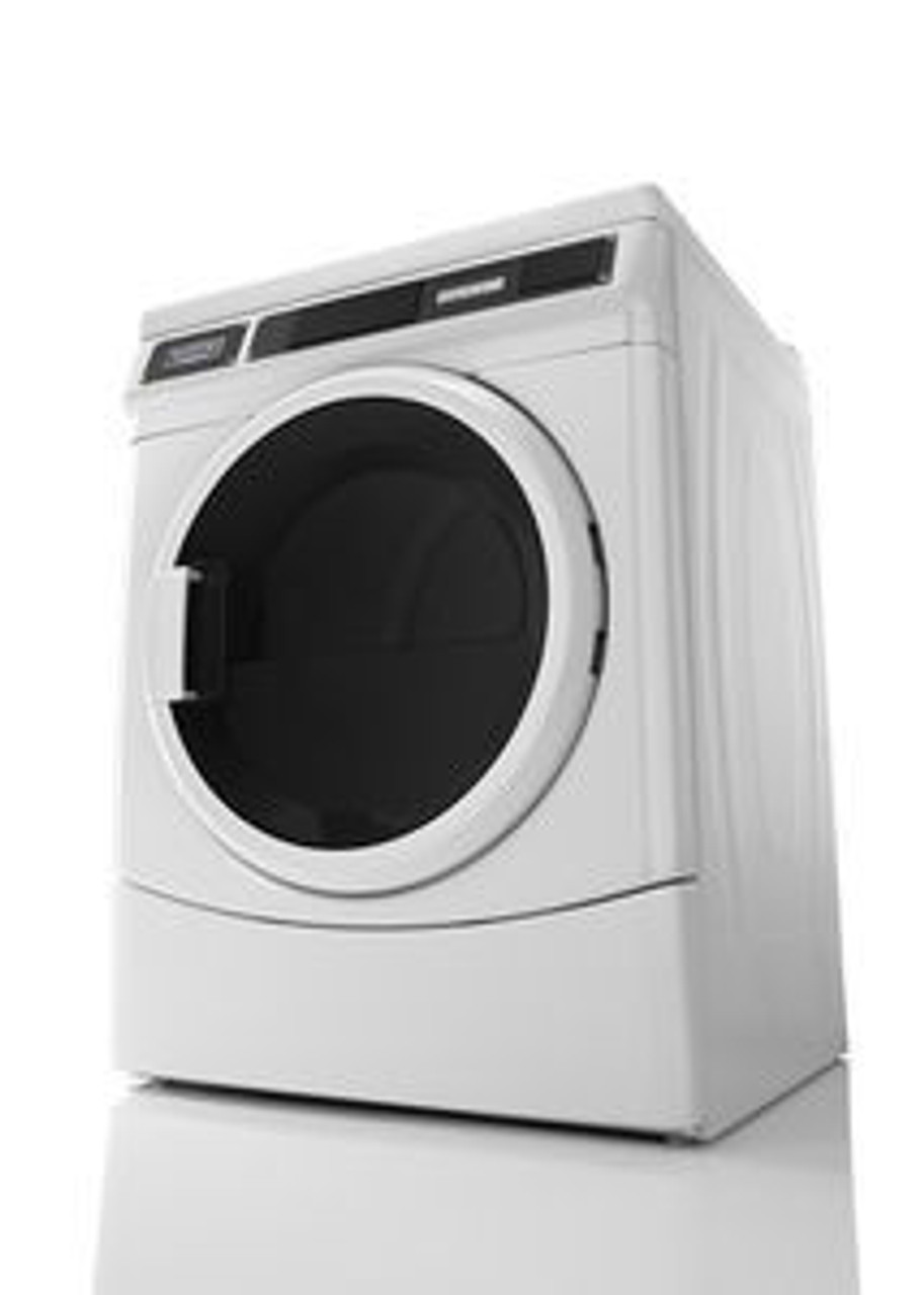 Maytag MDE28PR - Mayatg Commercial Super-Capacity Electric Dryer -  Non Coin