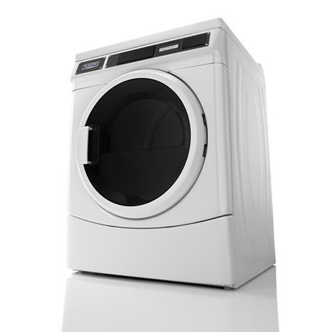 Maytag MDE28PR - Maytag Commercial Super-Capacity Electric Dryer Microprocessor Controls - Card Reader Ready