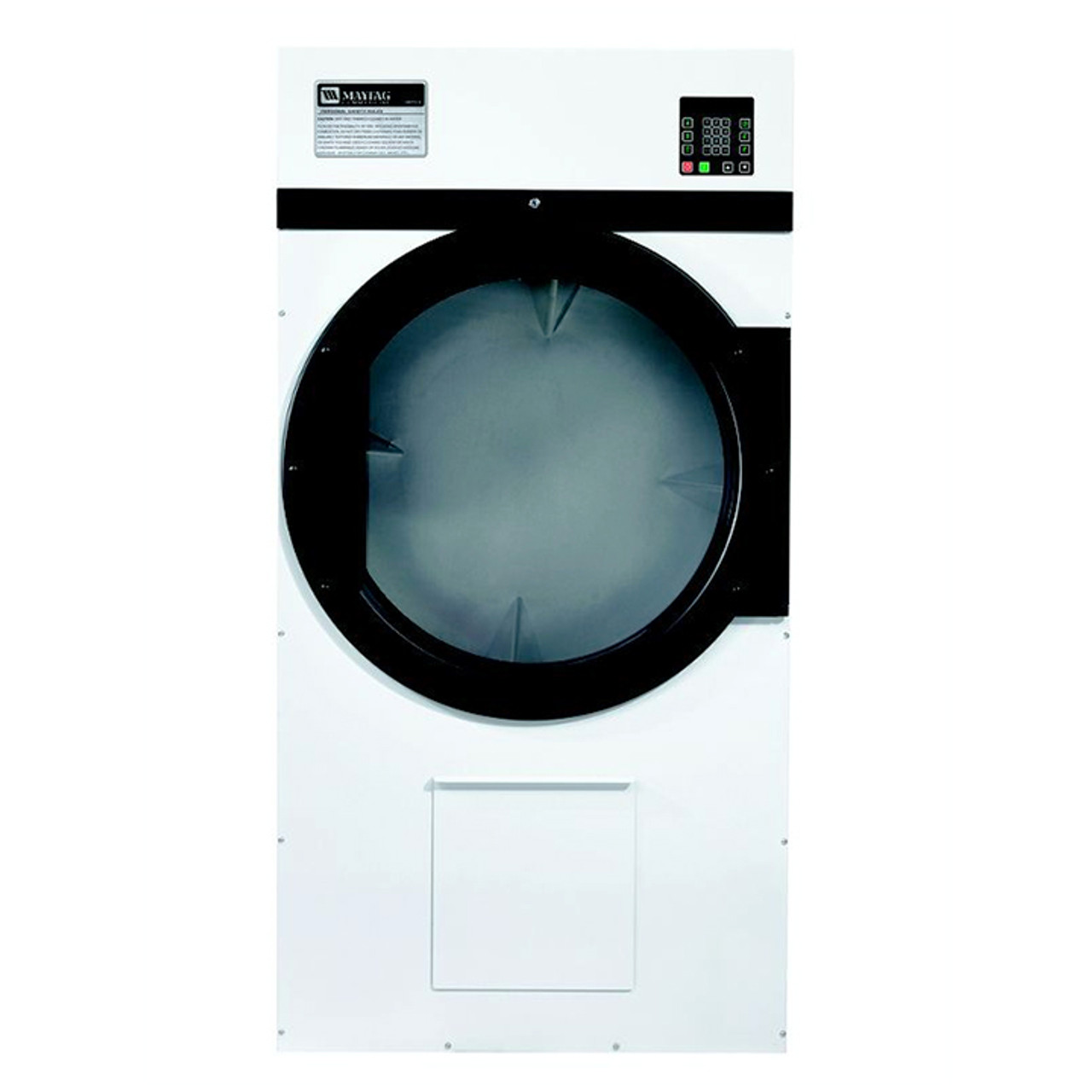 Maytag MDG75PN - Maytag Commercial 75lb OPL Dryer - Traditional Line