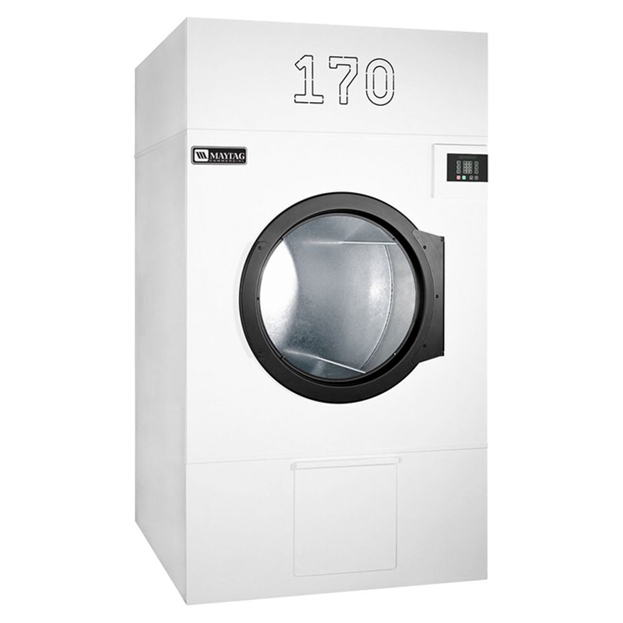Maytag MDG170PJ - Maytag Commercial 170lb OPL Dryer - Traditional Line