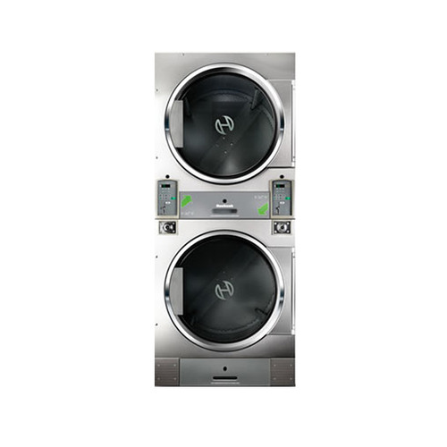 Huebsch Vended Stack Tumble Dryers - Coin