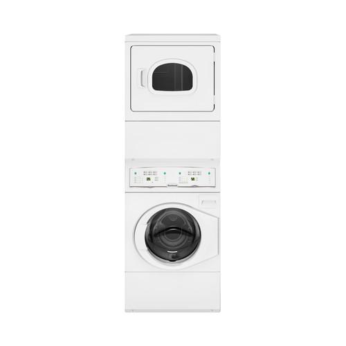 Huebsch Commercial OPL Stack Washer/Dryer