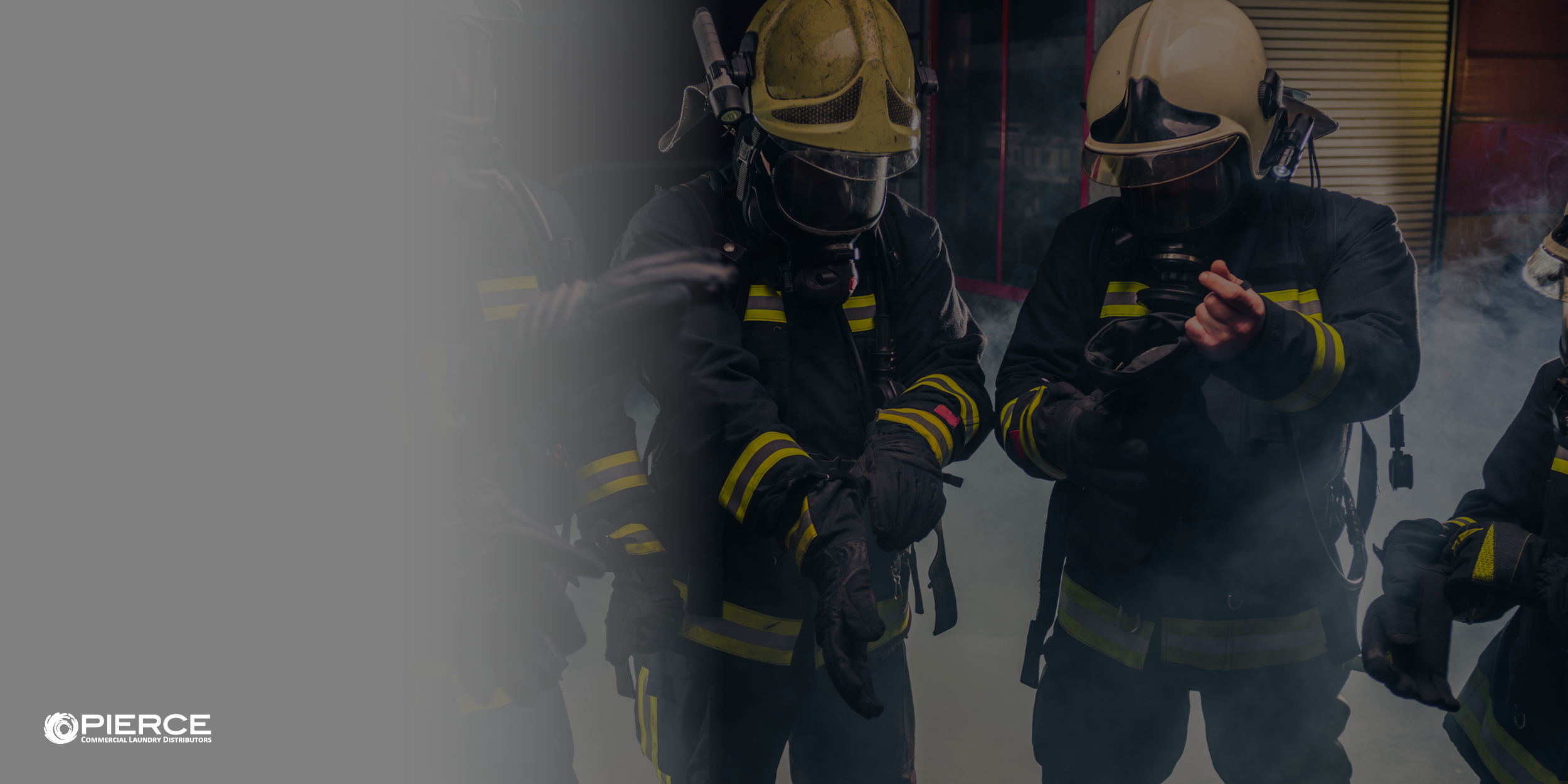 Laundry Equipment for Fire Departments