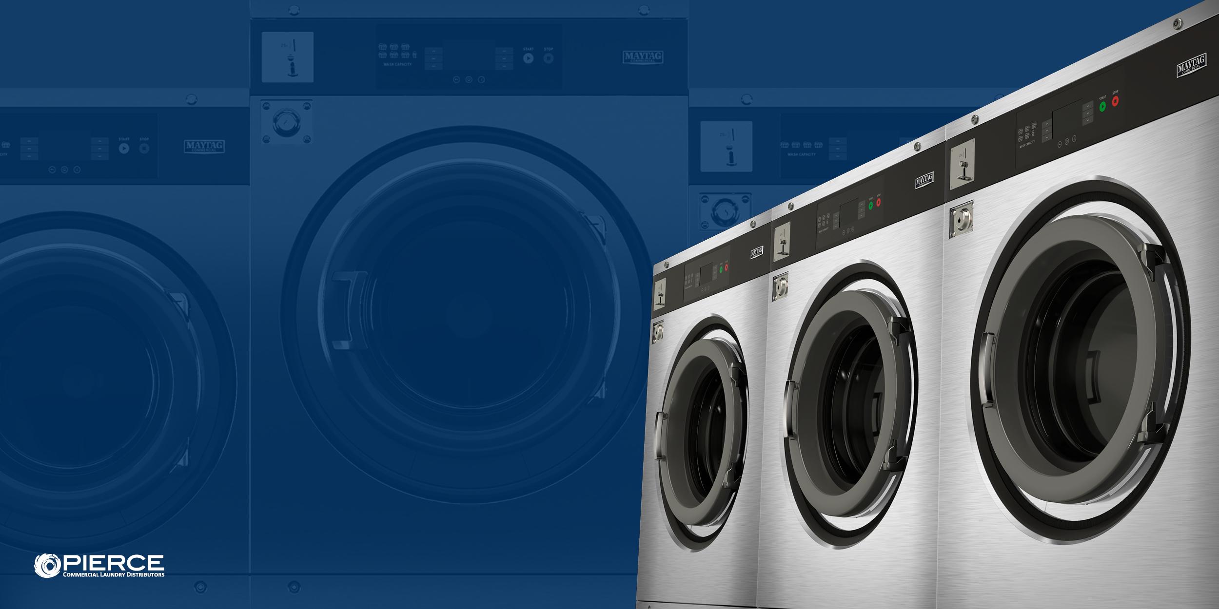 Pierce Commercial Laundry Distributors