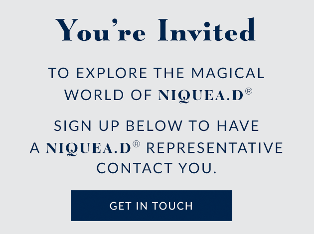 Click here to sign up for a NIQUEA.D representative to contact you