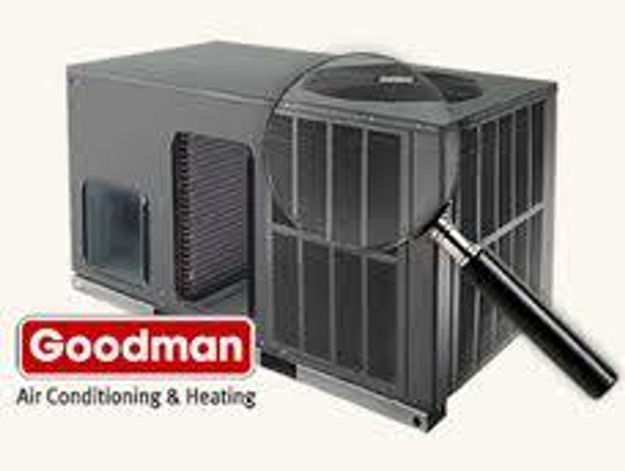 Goodman 4 Ton 14 Seer Gpc1448h41 Package Air Conditioner Budget Air Supply