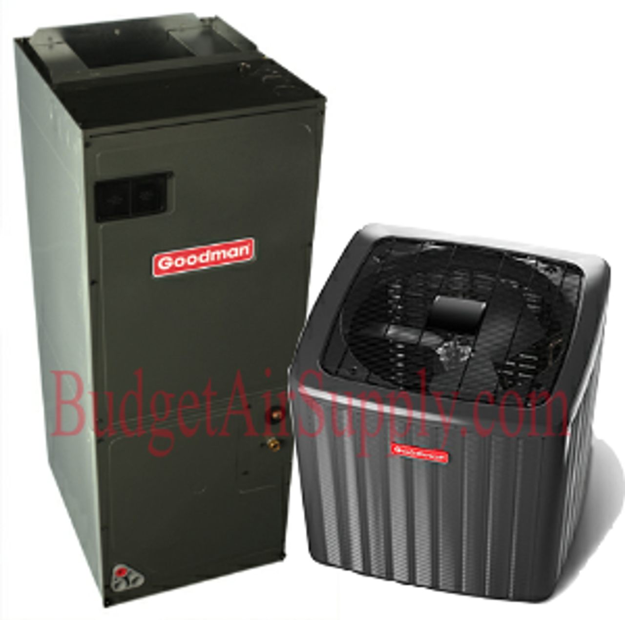 Goodman 1 5 ton(1 1/2) Ton 14 seer Complete A/C System