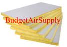 "6 Sheets R4 1"" Fiberglass Ductboard 10'x4'"