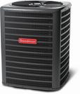 Goodman 2.5 Ton 14 Seer Heat Pump Split System GSZ140301+ARUF31B14