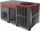 "Goodman 4 Ton 16 Seer  Heat Pump ""All in One"" Package unit Horizontal"