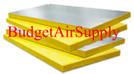 "4 Sheets R6 1.5"" Fiberglass Ductboard 10'x4'"