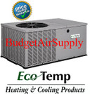 ICP/ EcoTemp Model 5 ton 14 Seer Heat Pump Package unit