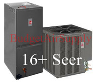 16+ Seer A/C with Electric Heat Systems