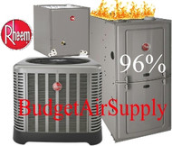 96% Efficiency Rheem