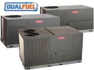 Dual Fuel-Hybrid Units(Gas | Heat Pump | AC)