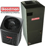 15 Seer Goodman Heat Pump Split Systems