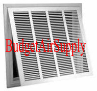 Supply And Return Grills