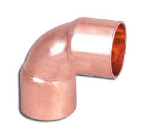 10ea.-1 1/8 copper Short Elbow 90 Degree