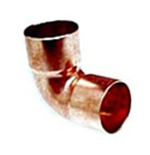 50ea.-3/8 Copper LONG  Elbow 90 Degree