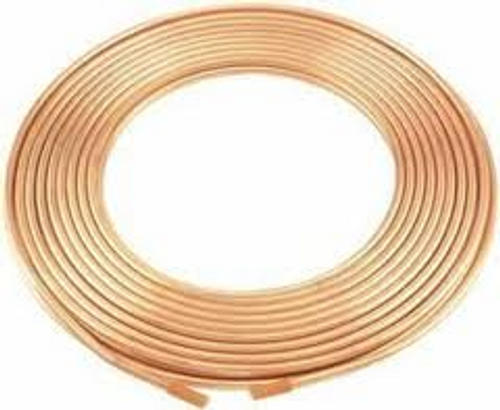 "3/4""OD x 50ft Copper Tubing"
