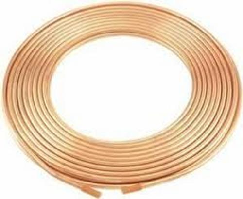 "5/8""OD x 25ft Copper Tubing"