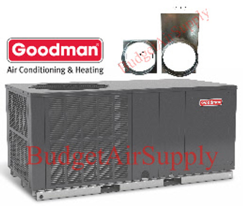Goodman 5 Ton 14 Seer (GPH1460H41) Packaged HEAT PUMP/Air Conditioner
