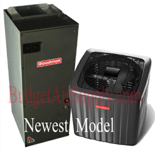 Goodman 3 Ton 14 Seer Heat Pump Split System GSZ140361+ARUF37C14 +TXV