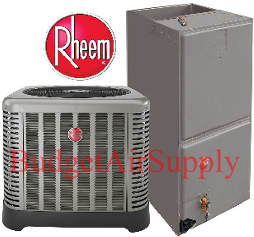 Rheem Ruud 4 Ton 16 Seer Air Conditioning System Ra1648aj1