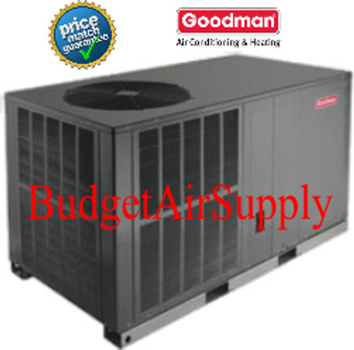 Goodman Heat Pump Package Unit, 3 Ton Package Heat Pump