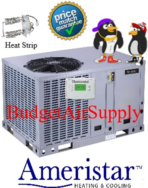 AMERISTAR by Ingersoll Rand (Trane) 2 Ton 14 Seer HEAT PUMP-A/C PACKAGE UNIT