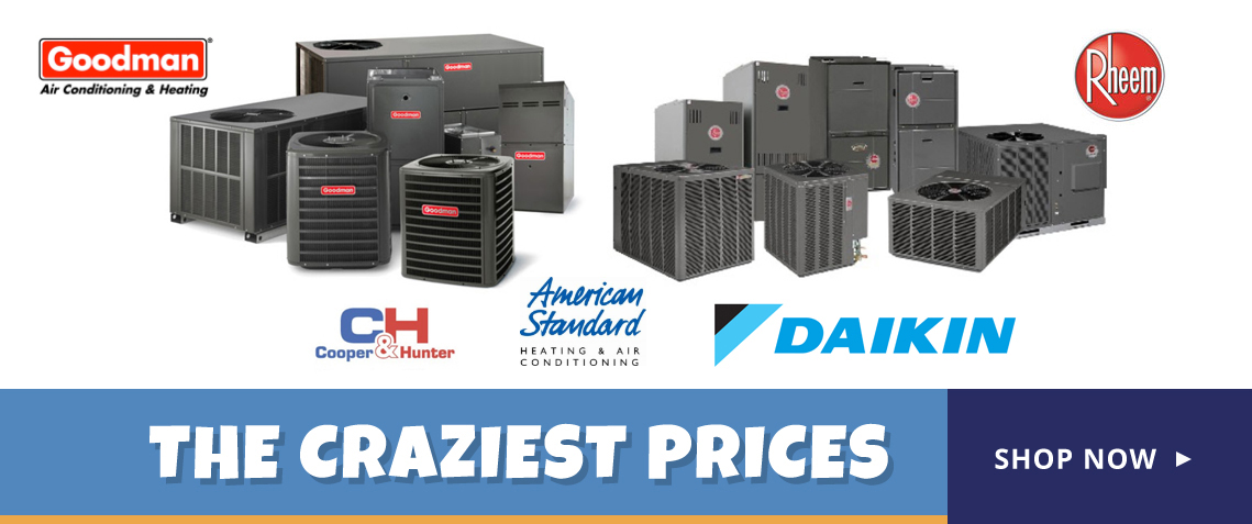 Wholesale Air Conditioner Supplier HVAC Systems Air