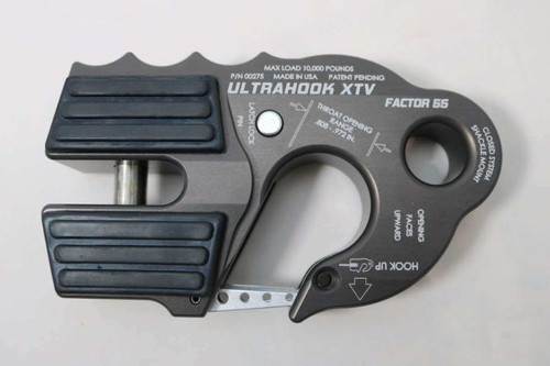 Factor 55 UltraHook XTV Winch Hook For ATV/UTV