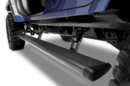 AMP Research PowerStep Jeep Wrangler JL Electric Running Boards