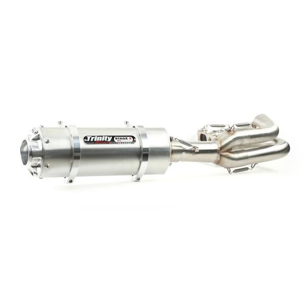 Trinity Racing KRX 1000 Full Exhaust System