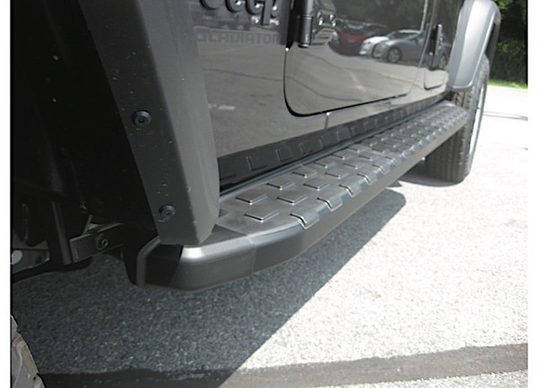 Romik REC-TB Running Boards Jeep Gladiator JT