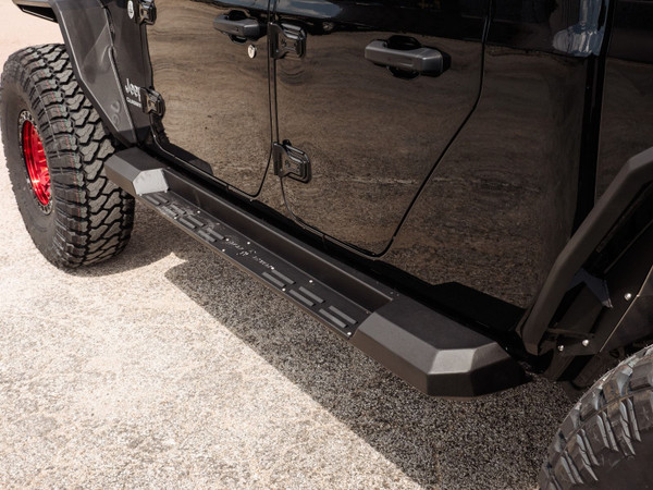 Road Armor Stealth Running Board Step Jeep Gladiator JT