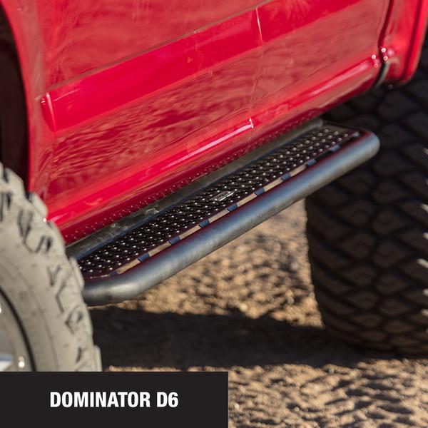 Go Rhino D6 Dominator Steps Jeep Gladiator JT