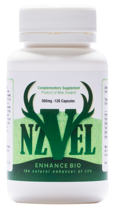 NZVel Deer Antler Velvet Enhance Bio